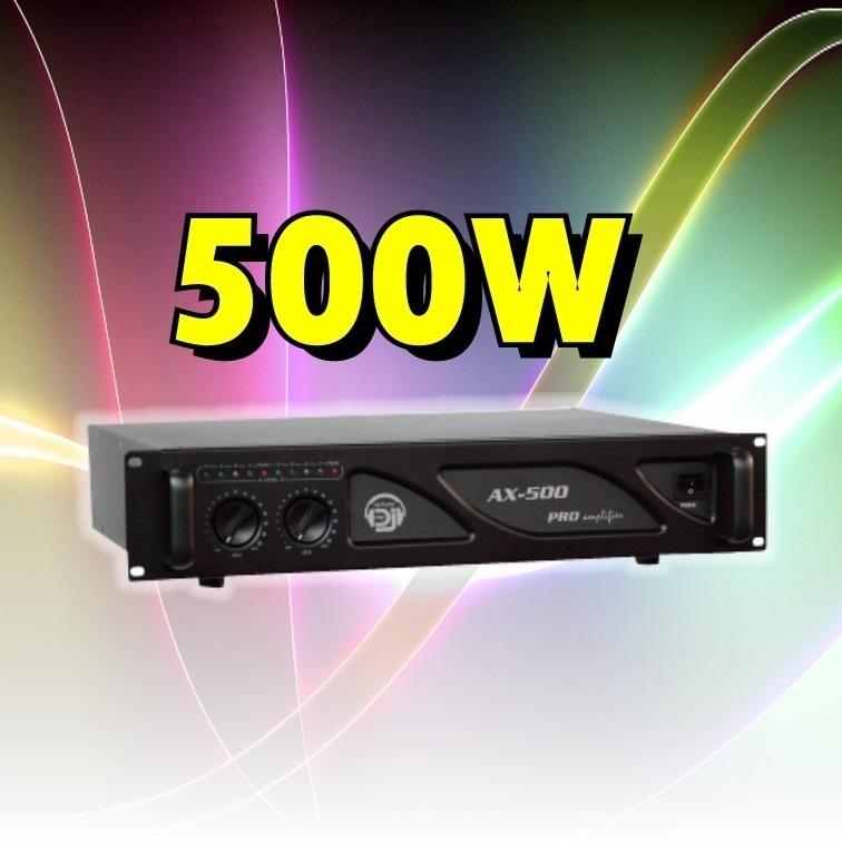 ampli sono ax-500