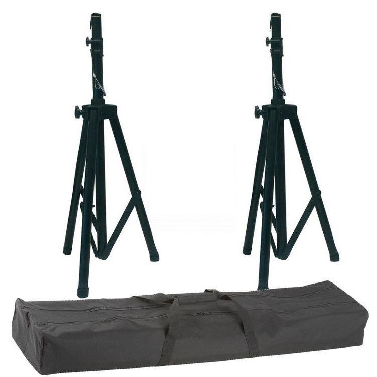 19 le pack de 2 pied d 39 enceinte compact housse. Black Bedroom Furniture Sets. Home Design Ideas