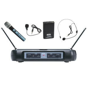 MICRO MAIN + CASQUE KOOL SOUND - VHF290SET