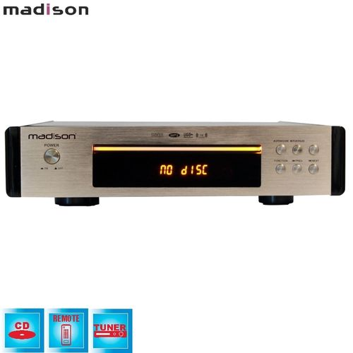 79€ MADISON MAD-CD10 Lecteur CD FM Tuner