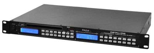 PLATINE CD/USB/TUNER RACKABLE - INSTALL ONE