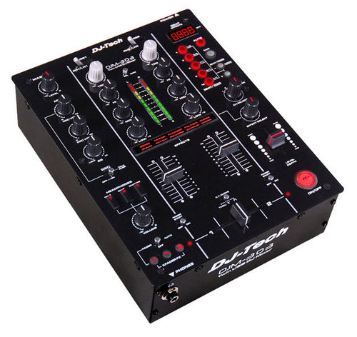TABLE DE MIXAGE DJ TECH - DJM303