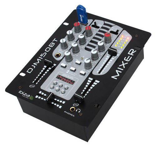 60€ TABLE DE MIXAGE USB - DJM150USB-BT NLP
