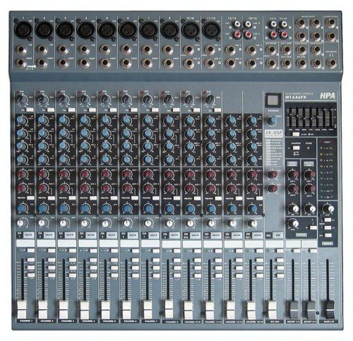 CONSOLE HPA 10 MICRO 16 STEREO - M1636FX NLP