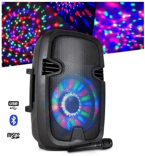 49€ Enceinte portable  300w PORTLED