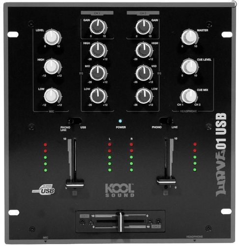 69€ la table mixage KOOL SOUND WAVE-01