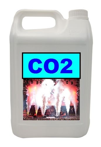 LIQUIDES PRO POUR MACHINE GEYSER CO2 EFFECT 5L