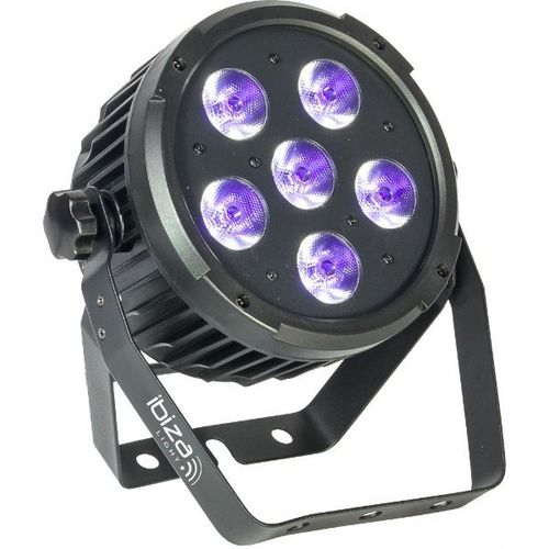 Ibiza PARLED606UV projecteur ultra violet