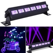 BARRE A LED UV 6 X 3W ultra violet