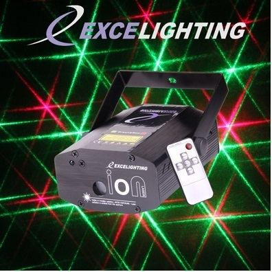 LASER ION EXCELIGHTING
