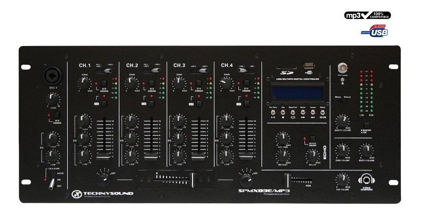 Mixage technysound spmx83e mp3 - Table de mixage en ligne gratuit ...