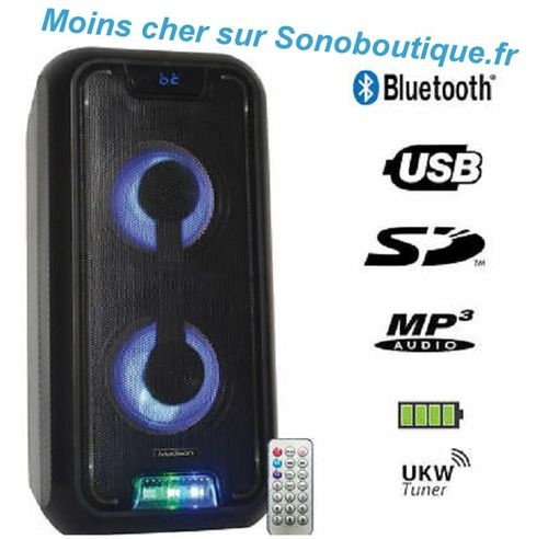 MAD-HIGHPOWER300 Bluetooth & Tuner FM