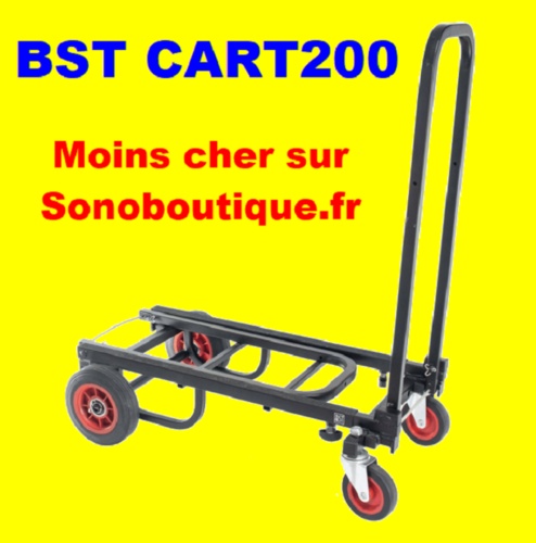 Chariot professionnel  BST CART200