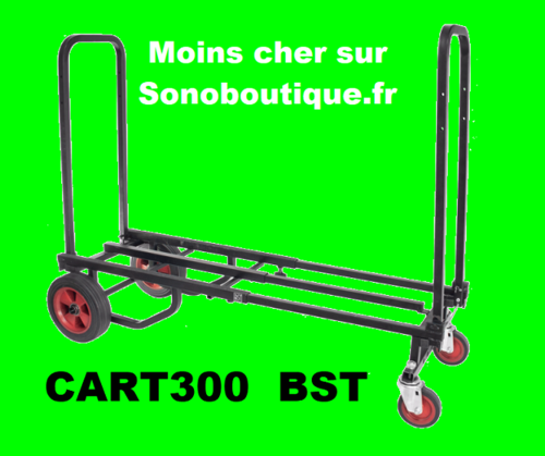 Chariot professionnel  BST CART300