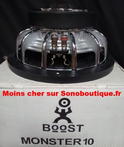 Woofer PRO Boost Monster10 400W 10""